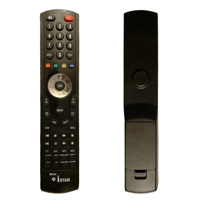 iStar-Korea-remote-control-for-Mega-Classic