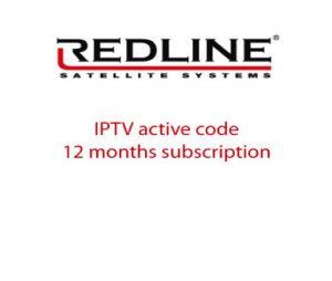 Redline-IPTV-active-code