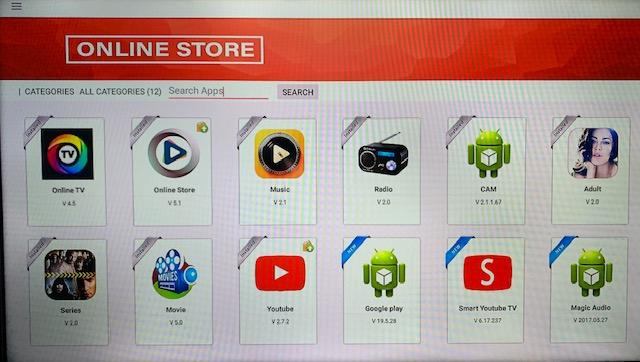 iStar Online-Store